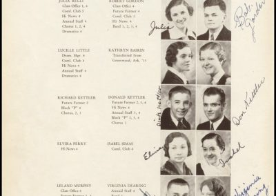 Patterson High Class of 1937 - Page 1