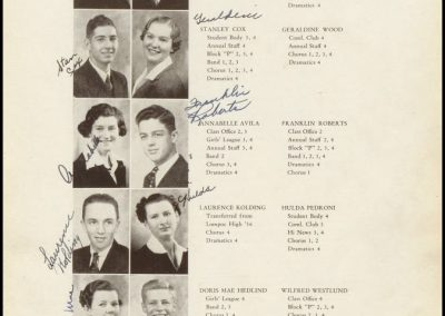 Patterson High Class of 1937 - Page 2
