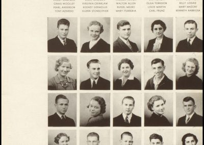 Patterson High Class of 1938 - Page 2