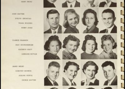 Patterson High Class of 1939 - Page 2