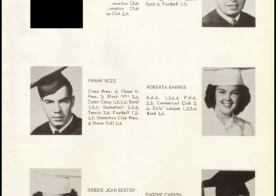 Patterson High Class of 1950 - Page 1