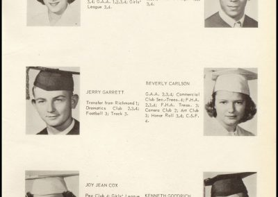 Patterson High Class of 1950 - Page 3