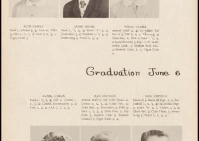 Patterson High Class of 1951 - Page 2