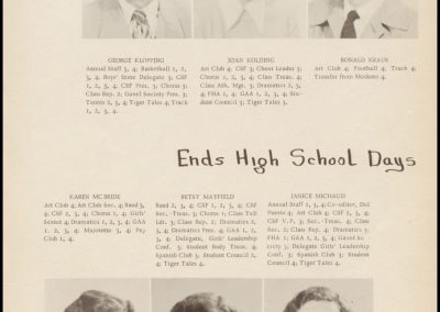 Patterson High Class of 1951 - Page 3