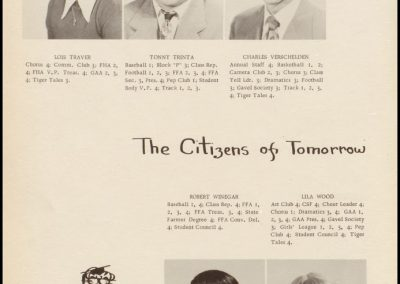 Patterson High Class of 1951 - Page 6