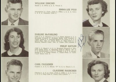 Patterson High Class of 1952 - Page 3