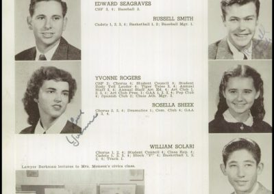 Patterson High Class of 1952 - Page 4