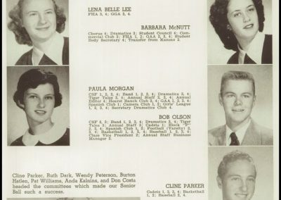 Patterson High Class of 1953 - Page 3