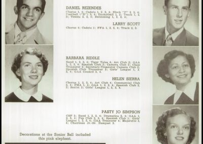 Patterson High Class of 1953 - Page 4