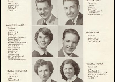 Patterson High Class of 1954 - Page 4