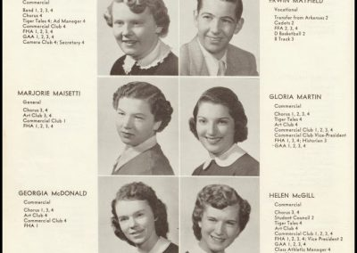Patterson High Class of 1954 - Page 5