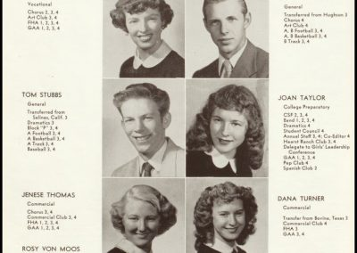 Patterson High Class of 1954 - Page 7