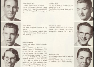 Patterson High Class of 1955 - Page 5