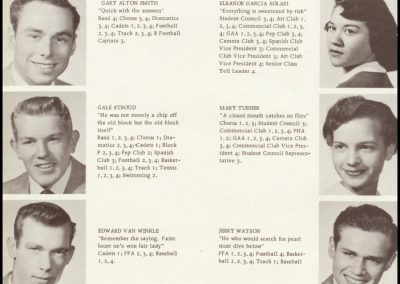 Patterson High Class of 1955 - Page 6