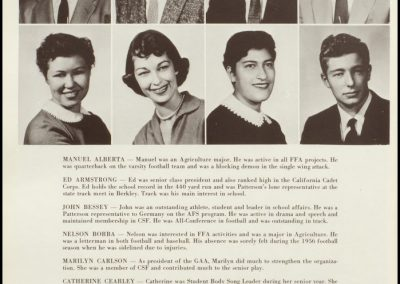 Patterson High Class of 1957 - Page 1
