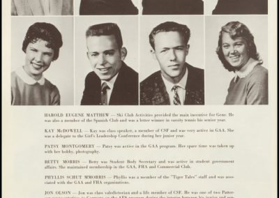 Patterson High Class of 1957 - Page 5