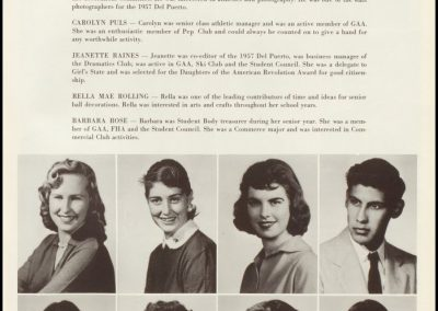 Patterson High Class of 1957 - Page 6