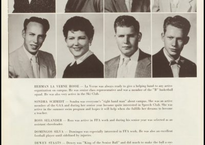 Patterson High Class of 1957 - Page 7