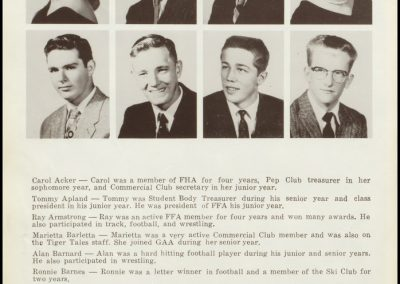 Patterson High Class of 1959 - Page 1