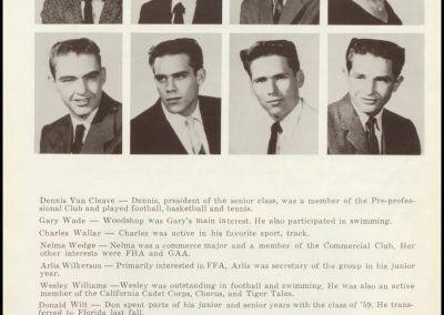 Patterson High Class of 1959 - Page 8
