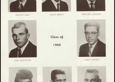 Patterson High Class of 1960 - Page 1