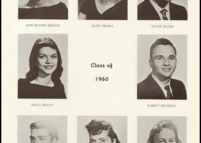 Patterson High Class of 1960 - Page 2