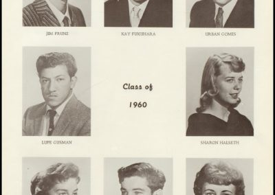 Patterson High Class of 1960 - Page 4