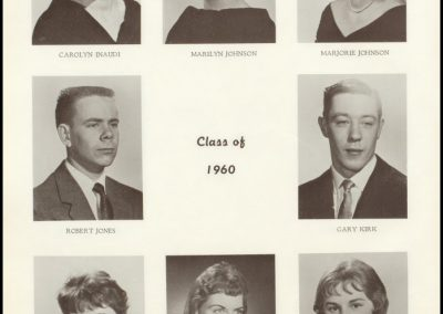 Patterson High Class of 1960 - Page 5