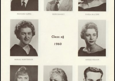 Patterson High Class of 1960 - Page 6