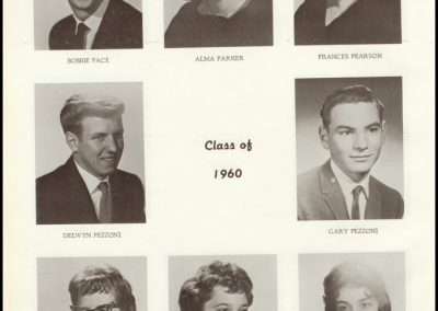 Patterson High Class of 1960 - Page 7