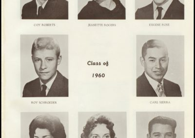 Patterson High Class of 1960 - Page 8