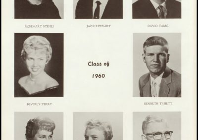 Patterson High Class of 1960 - Page 9