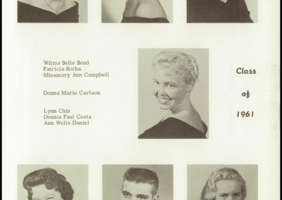 Patterson High Class of 1961 - Page 2