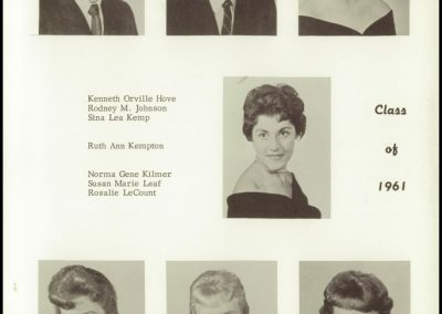 Patterson High Class of 1961 - Page 4