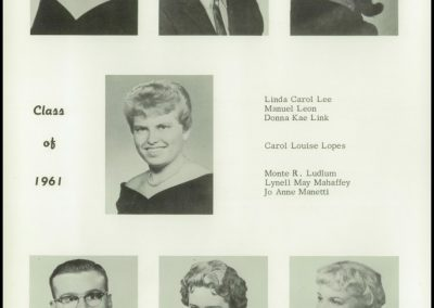 Patterson High Class of 1961 - Page 5