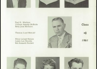 Patterson High Class of 1961 - Page 6