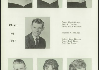 Patterson High Class of 1961 - Page 7
