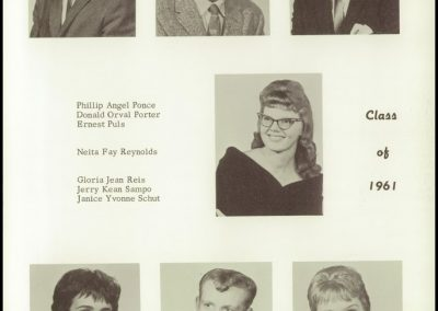 Patterson High Class of 1961 - Page 8