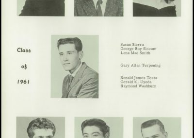 Patterson High Class of 1961 - Page 9