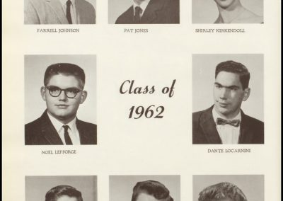 Patterson High Class of 1962 - Page 4