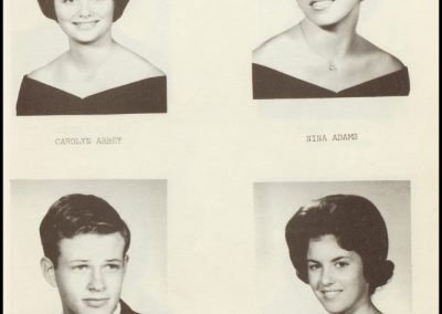 Patterson High Class of 1963 - Page 1
