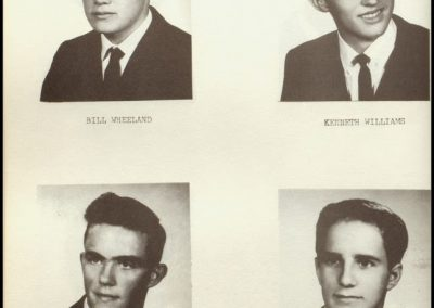 Patterson High Class of 1963 - Page 16