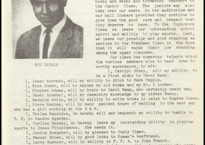 Patterson High Class of 1963 - Page 17