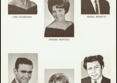 Patterson High Class of 1964