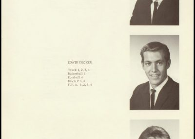 Patterson High Class of 1965