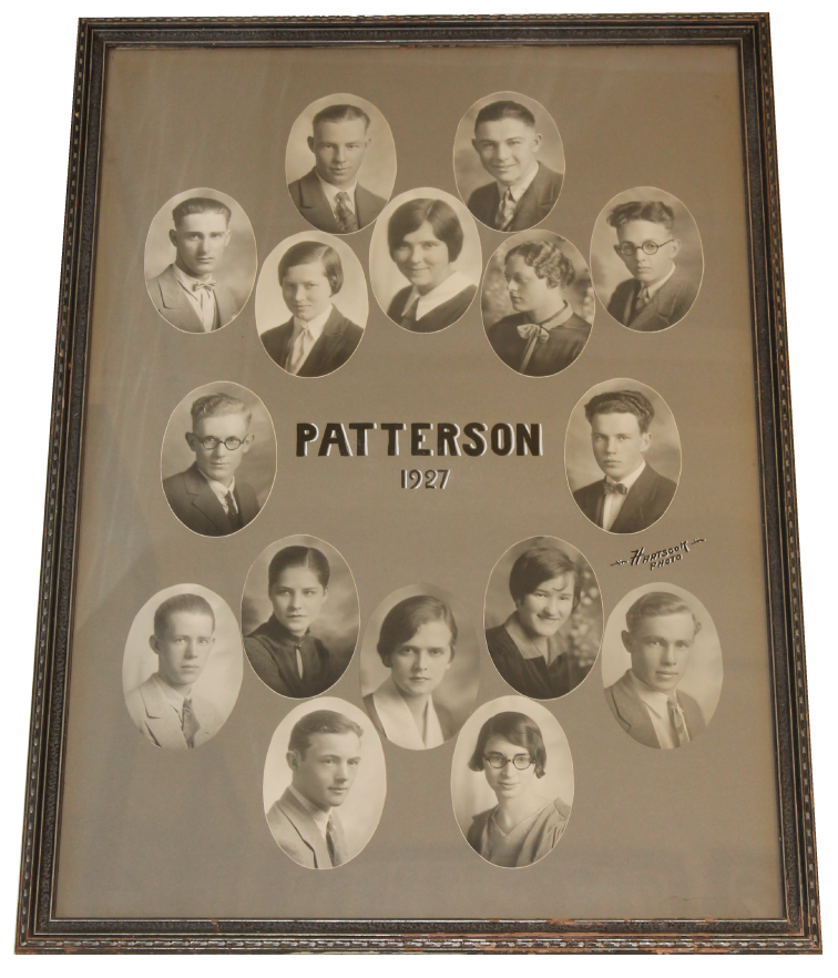 Patterson High School - Class of 1927